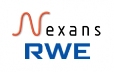 Nexans RWE logo